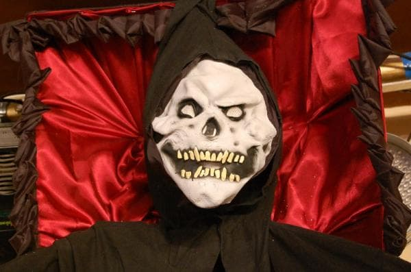 Аренда оформления декораций для Хеллоуина